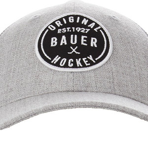 Bauer Bauer S20 New Era 9Forty SB Patch Cap - Grey