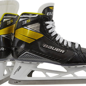 Bauer Bauer S20 Supreme 3S Goal Skate - Junior