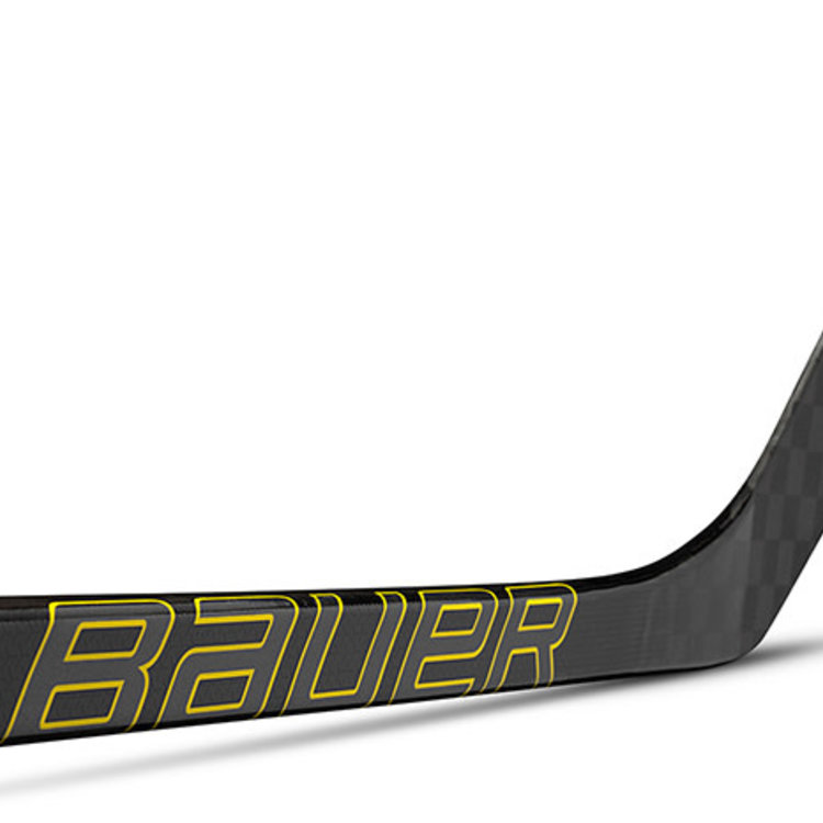 Bauer Bauer S20 Supreme 3S Grip One Piece Stick - Junior