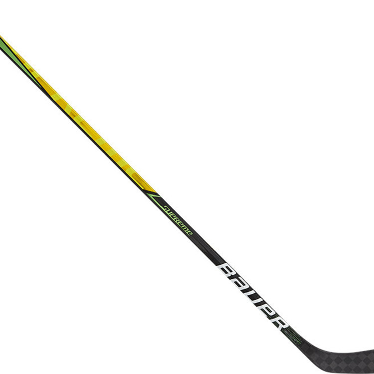 Bauer Bauer S20 Supreme UltraSonic Grip - 40 Flex - One Piece Stick - Junior