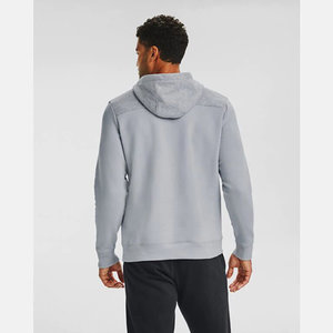 Under Armour S20 Hockey Icon Hoody - Adult - Mod Gray
