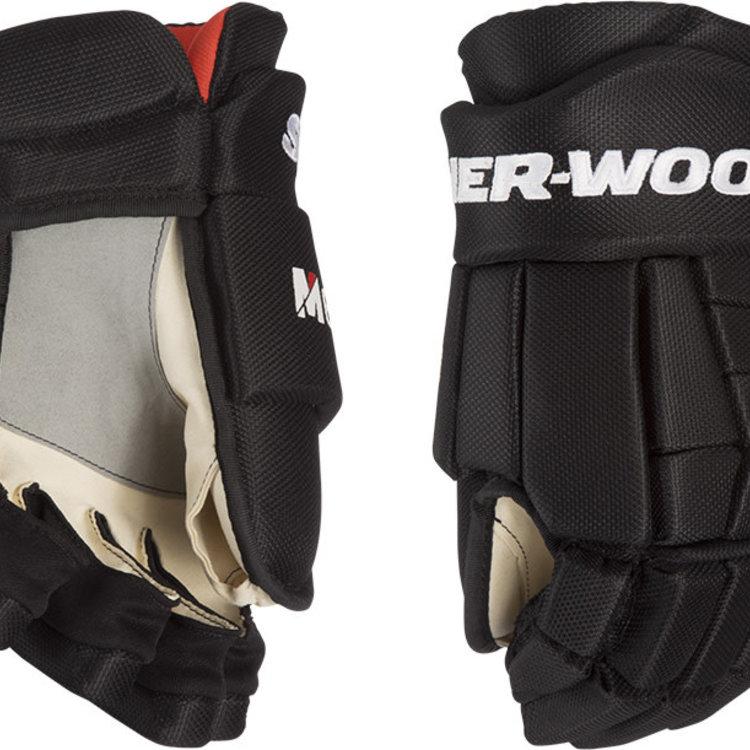 Sher-Wood Sher-Wood S19 Rekker M60 Hockey Glove - Senior