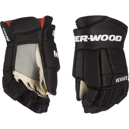 Sher-Wood Sher-Wood S19 Rekker M60 Hockey Glove - Youth