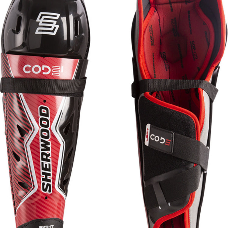 Sher-Wood Sher-Wood S20 Code I Shin Guard - Senior