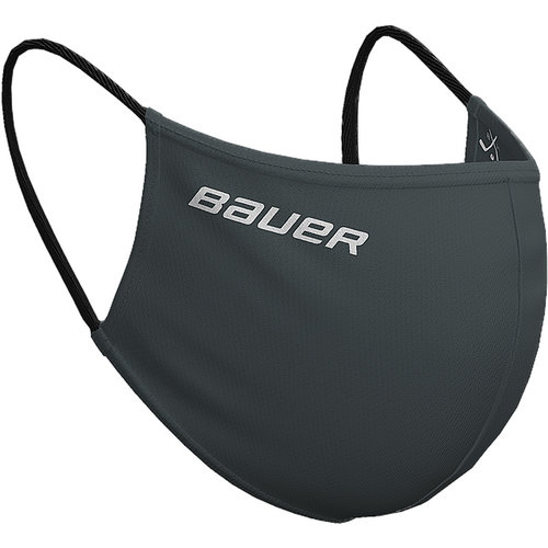 Bauer Bauer S20 Reversible Face Mask - Grey/Faceoff