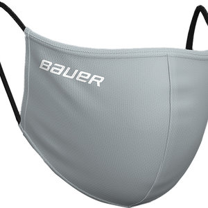 Bauer Bauer S20 Reversible Face Mask - Grey/Camo