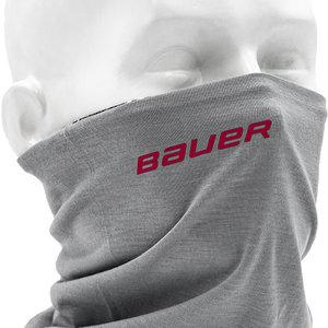 Bauer Bauer S20 Reversible Gaiter Face Mask - Grey/Bauer