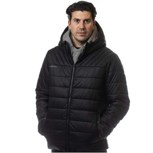 Bauer Bauer S20 Supreme Hooded Puffer Jacket - Senior