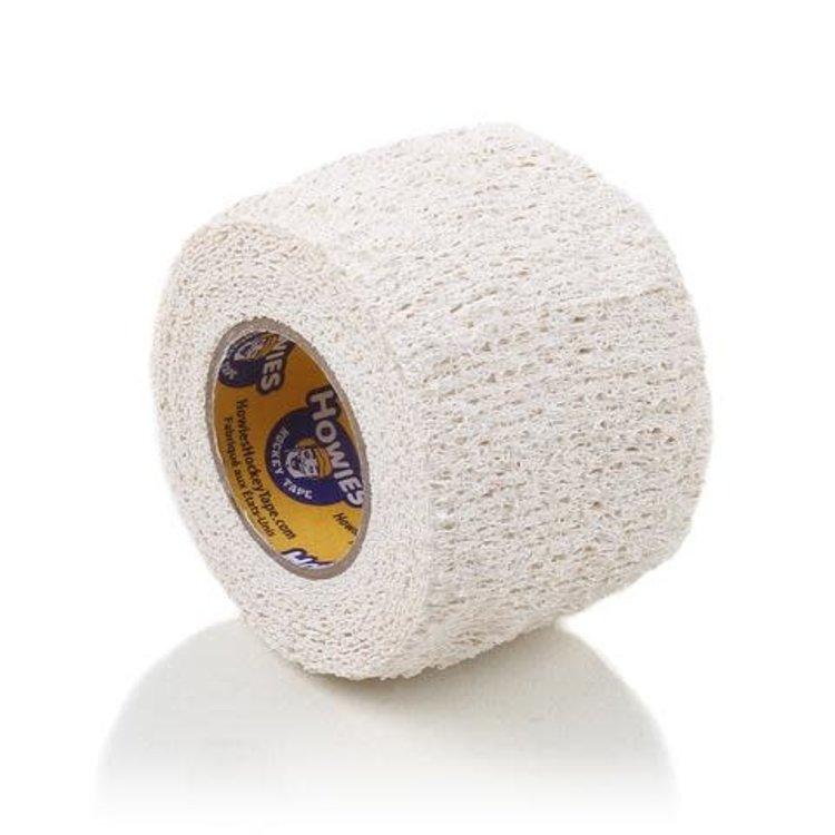 Howies Hockey Howies Hockey Grip Stretch Tape 1.5 inch x 5 Yards - White