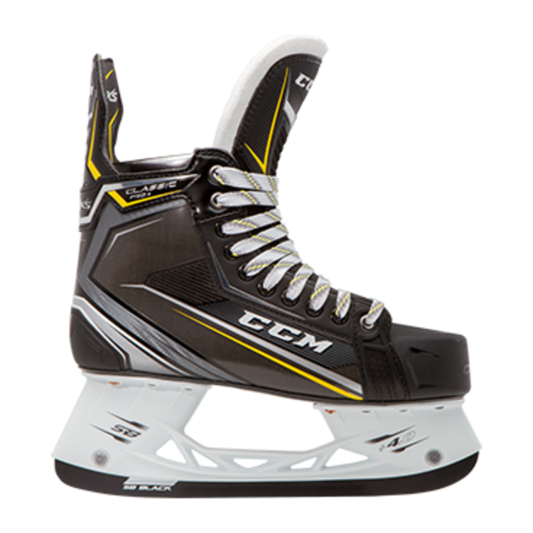 CCM CCM S18 Classic Pro Tacks Ice Hockey Skate - Youth