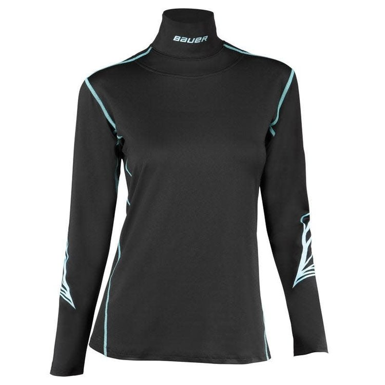 Bauer Bauer NG NECKPROTECT Long Sleeve Top - Women's