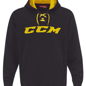 CCM CCM S18 True to Hockey Pullover Lace Hood - Youth