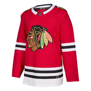 Adidas Adidas S17 Chicago Blackhawks Authentic Hockey Jersey