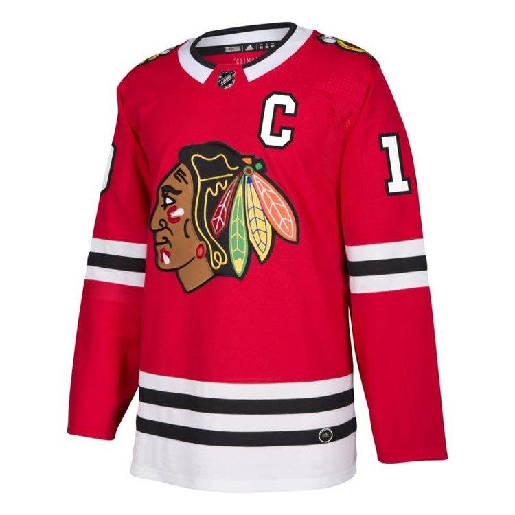 Adidas Adidas S17 Chicago Blackhawks Authentic Hockey Jersey - TOEWS