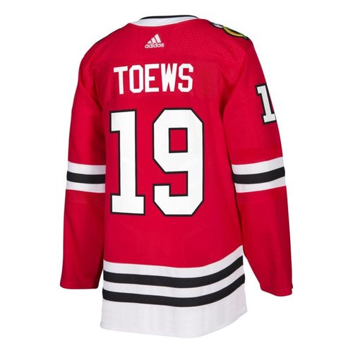 Adidas Adidas S17 Chicago Blackhawks Authentic Hockey Jersey - TOEWS