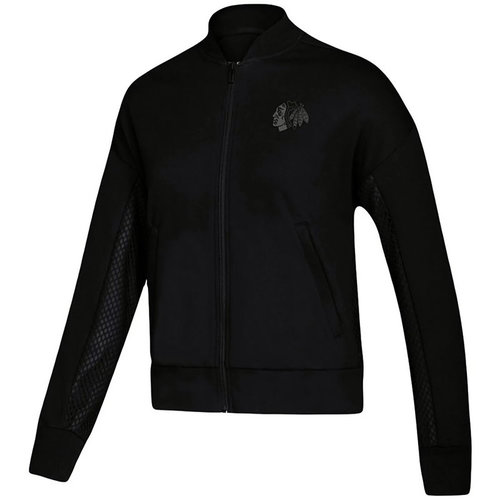 Adidas Adidas ID Mesh Bomb Women's Jacket - Chicago Blackhawks