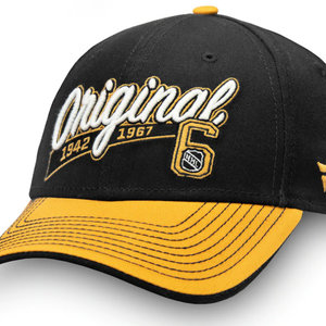 Fanatics Fanatics - S19 NHL Vintage Flex Fit Cap - Original 6