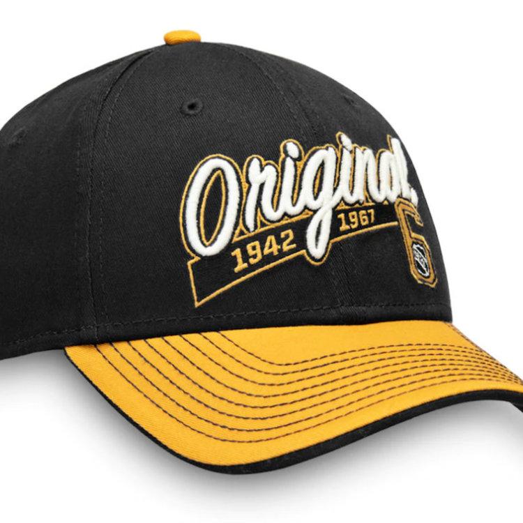 Fanatics Fanatics - S19 NHL Vintage Flex Fit Cap - Original 6