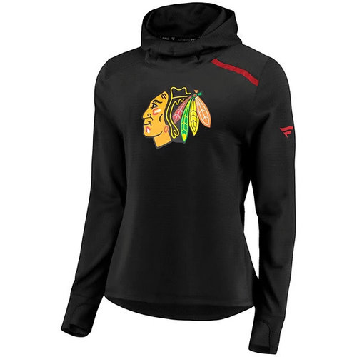 Fanatics Fanatics Authentic Pro Rinks Pullover - Adult - Chicago Blackhawks