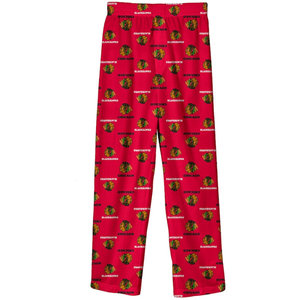 CCM/ OuterStuff CCM/ OuterStuff  Sleep Pant Chicago Blackhawks - Youth