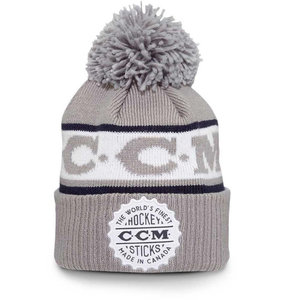 CCM CCM S20 Heritage Bottle Cap Pom Knit