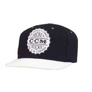 CCM CCM S20 Heritage Bottle Cap Snapback Cap