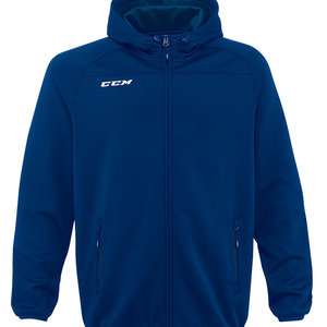 CCM CCM S17 Team Full Zip Performance Hoody - Senior