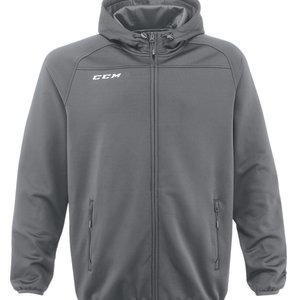 CCM CCM S17 Team Full Zip Performance Hoody - Senior