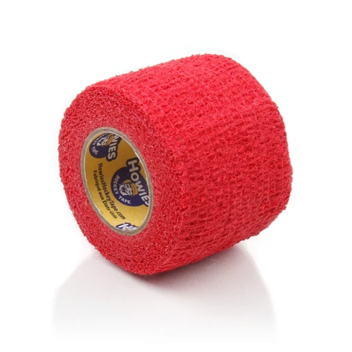 Howies Hockey Howies Hockey Grip Stretch Tape 1.5 inch x 5 Yards - Red