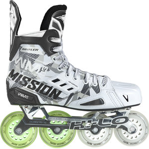 Bauer S21 Mission WM03 Inline Hockey Skate - Senior