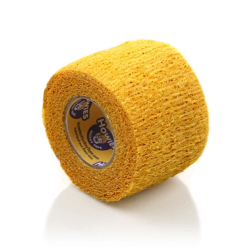 Howies Hockey Howies Hockey Grip Stretch Tape 1.5 inch x 5 Yards - Yellow