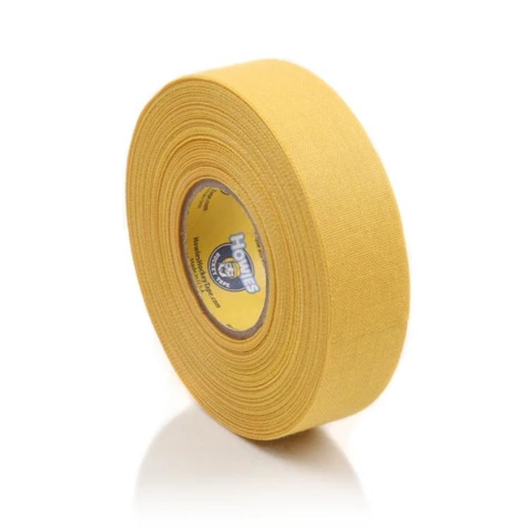 Howies Hockey Howies Hockey Tape - 1 inch x 25 Yards - Yellow