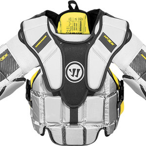 Warrior Warrior S21 Ritual X3 E Goalie Chest Protector - Youth