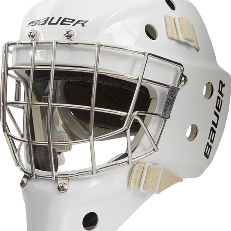 Bauer Bauer S21 940 Goal Helmet - Junior - White