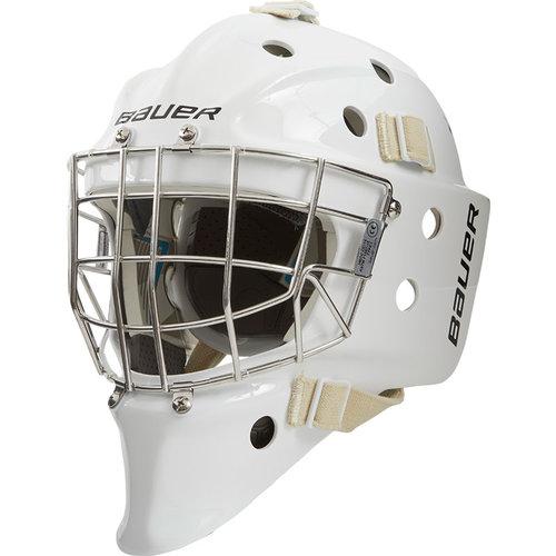 Bauer Bauer S21 950 Goal Helmet - Senior - White