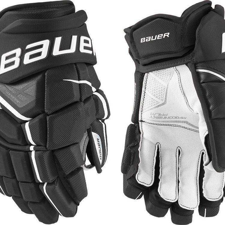 Bauer Bauer S21 Supreme UltraSonic Hockey Glove - Senior