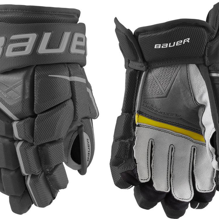 Bauer Bauer S21 Supreme UltraSonic Hockey Glove - Junior