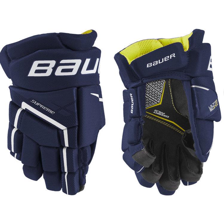Bauer Bauer S21 Supreme UltraSonic Hockey Glove - Youth