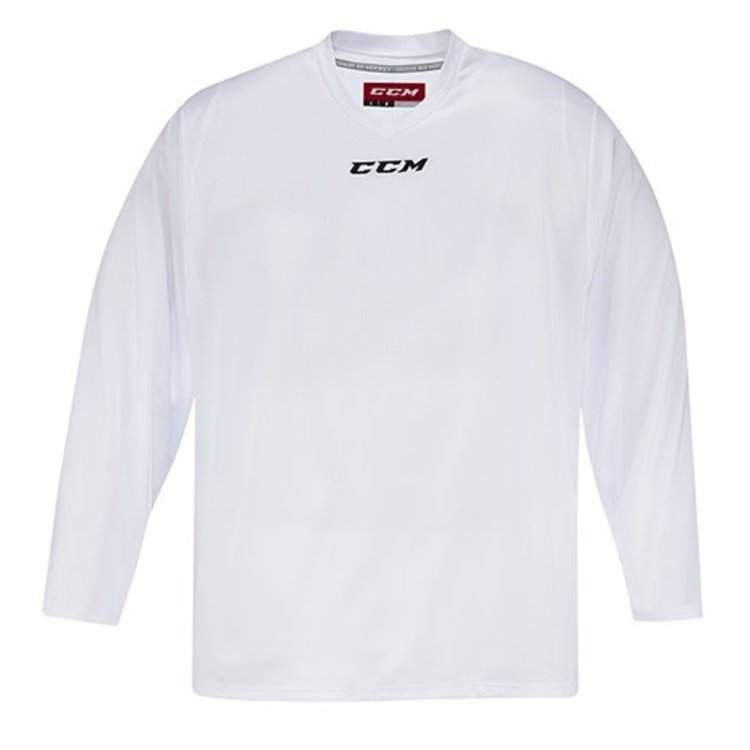 CCM CCM 5000 Practice Jersey - White - Junior