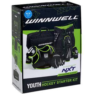 Winnwell Winnwell S18 NXT Starter Kit - Youth