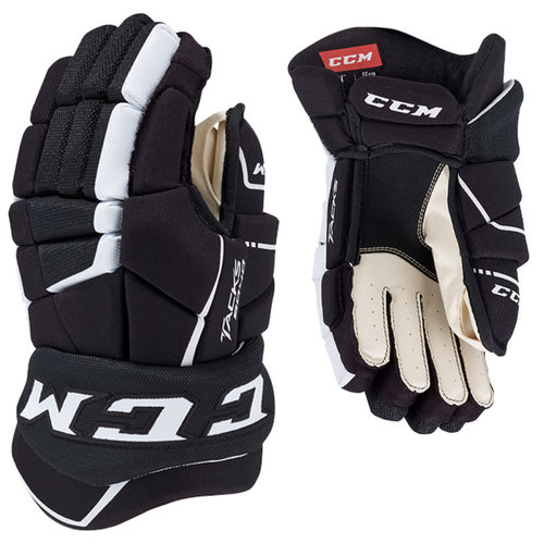 CCM CCM S19 Tacks 9040 Hockey Gloves - Senior