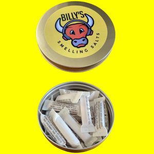 Billy's Smelling Salts Billy's Smelling Salts - Tin - 20 ct