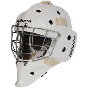 Bauer Bauer S20 930 Goal Helmet - White - Junior