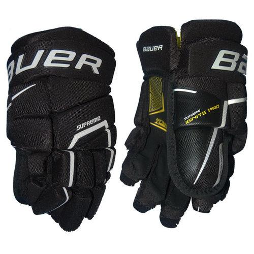 Bauer Bauer S21 Supreme Ignite Pro Hockey Glove - Junior