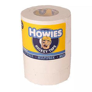 Howies Hockey Howies Hockey Tape 5-Pack - 1-inch  x 20 Yards - White
