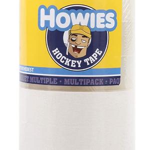 Howies Hockey Howies Hockey Tape 5-Pack - 2/White & 3/Clear