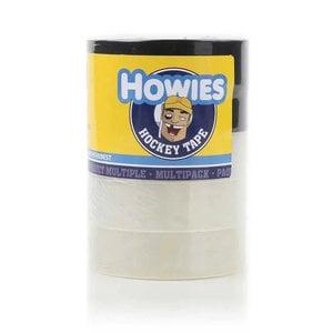 Howies Hockey Howies Hockey Tape 5-Pack - 2/Black & 3/Clear