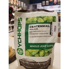 YCHHOPS Leaf Hops, Dom, Centennial 1oz