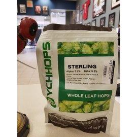 YCHHOPS Leaf Hops, Dom, U.S. Sterling 1oz