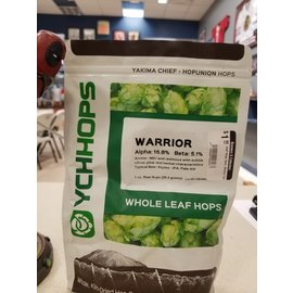 YCHHOPS Leaf Hops, Dom, Warrior 1oz